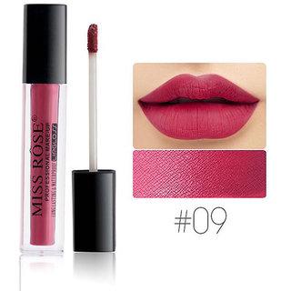 MISS ROSE matte lip gloss  long lasting matte liquid lipstick waterproof lipgloss m-8