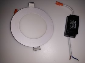 24WATT SLIM PANEL-ROUND LED LIGHT,  COOL WHITE,  (KURHADE ELECTRICAL INDUSTRIES)
