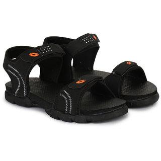 Rod Takes LOTO-1004 Orange Floater Sandals