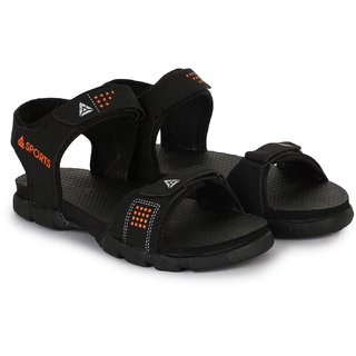 Rod Takes RVK-1003 Orange Floater Sandals