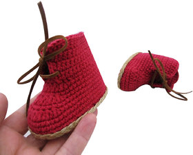 Baby Handmade Crochet Socks for Girls/Boys for 18 to 24 Months code 905