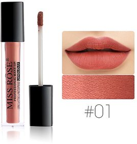 MISS ROSE matte lip gloss long lasting matte liquid lipstick waterproof lipgloss