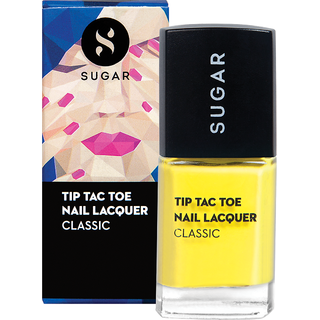 SUGAR Tip Tac Toe Nail Lacquer - 068 Lust for Lime (Lime Green)