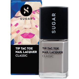 SUGAR Tip Tac Toe Nail Lacquer - 069 Graduation Grey (Pastel Grey)