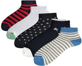 Capture boys socks 5 pair pack
