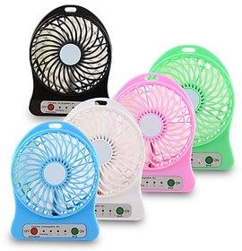 Vizio Mini USB Fan (Multicolor)