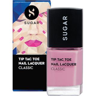 SUGAR Tip Tac Toe Nail Lacquer - 070 Blushing Blow (Pastel Pink)