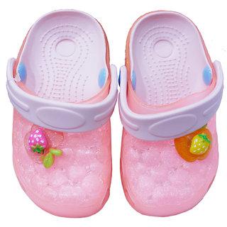 Led Crocs Peach