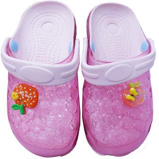 Led Crocs Pink