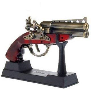 OVATICE  Kranti Antique Gun Shape Lighter