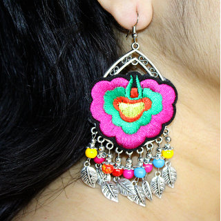 spero Designer chandbali earrings