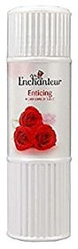 Imported Enchanteur Enticing Perfumed Talc-125 GM - Pack of 2 (Made in Malaysia)