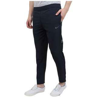 Nike Black Track pant for Men
