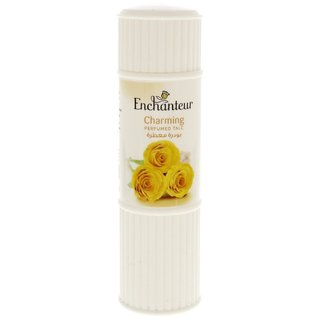 Imported Enchanteur Charming Perfumed Talc-125 GM (Made in Malaysia)
