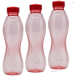 Cello fridge water bottle set of 3
