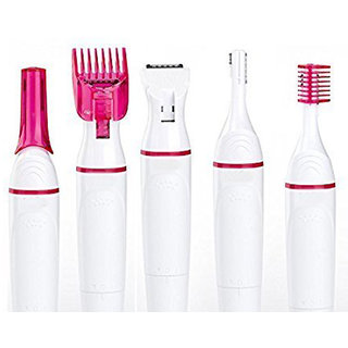 Sensitive Touch Electric Trimmer For Women