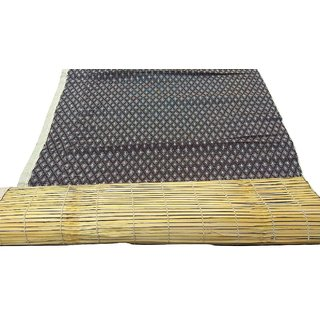 Bamboo 6/7 feet Roll Up Blinds Outdoor Chick Wooden Shade - Sunscreen Fabric - Screens - Protection - Balcony Privacy
