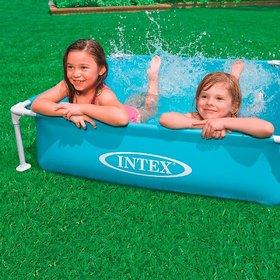 Intex Mini Frame Pool, Multi Color