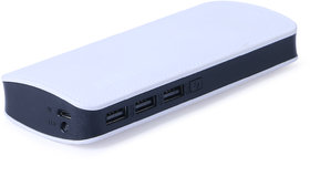 Omnitex P6 Fast Charge Portable Battery Charger 15000 MaH Power Bank (black)