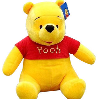 Pooh Soft Toy For Kids