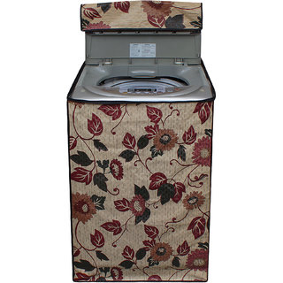 Dream Care Multicolor Printed Washer Cover for Fully Automatic Top Loading Onida WS65WLPT1LR  6.5 kg