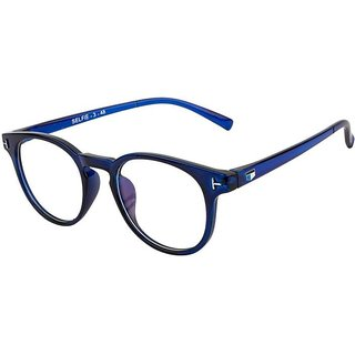 BULL-I BLUE PANTOS STYLE FRAME WITH BOX