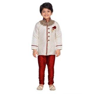 AJ Dezines kids festive and party wear Sherwani for baby boys