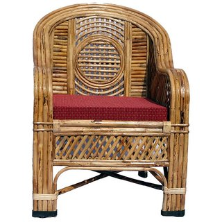 Cane Chair Living Room Chair Handicraft