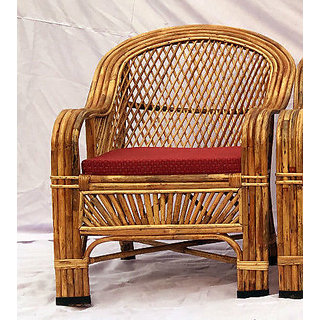 Cane Chair Living Room Chair