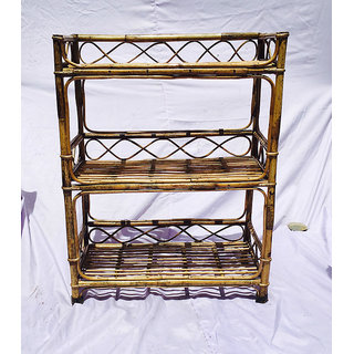 Cane Rack Books amp Shoes Rack  All India HandiCraft