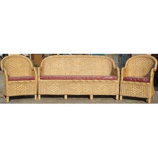 Buy Cane Sofa Set With Table Living Room Furniture Online Get 22 Off