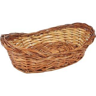 Cane Fruit Basket amp Chapati Basket (2 pes set)