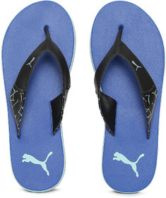 PUMA WINGLET II DP Blue Daily Slippers