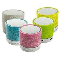 RNY Bluetooth Speaker  Multicolour ,Bluetooth Mini Mult