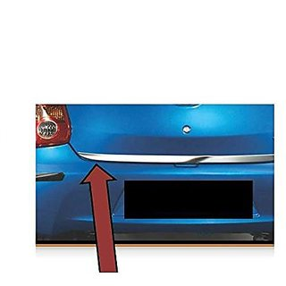 Dicky Chrome Boot Garnish For Volkswagen Polo Set Of 1 Pcs.