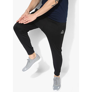 eae87e1452ef Buy Reebok Black Polyester Lycra Track pants Online   ₹3199 from ShopClues