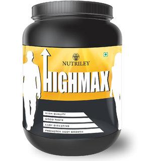 CRD Ayurveda Highmax - Body Height Growth Supplement (1 KG)-Kesar Pista Badam