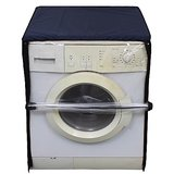 Glassiano Transparent Washing Machine Cover For IFB 6Kg Eva Aqua VX Fully Automatic Front Loading Washing Machine