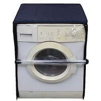 Glassiano Transparent Washing Machine Cover For BPL BFAFL65WX1 Fully Automatic Front Load 6.5 Kg