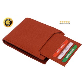 Fastrace Insta Tan Card Holder Men's Wallet (Synthetic leather/Rexine)