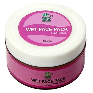 Sage Herbals Face Pack (1x50gm)
