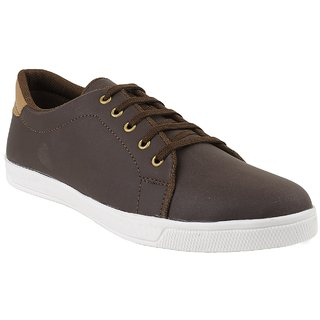 Vanni Obsession Men's Brown Lace-up Smart Casual Shoes