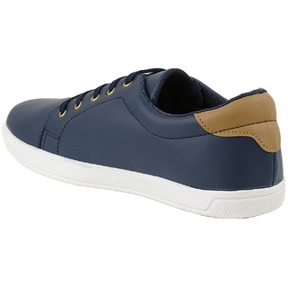 Vanni Obsession Men's Blue Lace-up Smart Casual Shoes