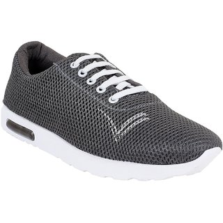 Vanni Obsession Men's Gray Lace-up Smart Casual Shoes