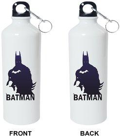 Crazy Sutra Classic Printed School SPECIAL Bottles  SchoolBottles-BatmanW