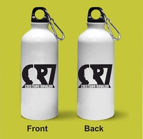 Crazy Sutra Classic Printed School SPECIAL Bottles  SchoolBottles-CR7CristianoRonaldoW