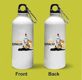 Crazy Sutra Classic Printed School SPECIAL Bottles  SchoolBottles-CristianoRonaldoW