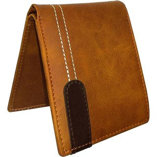 Fastrace Insta Tan Men's Wallet (Synthetic leather/Rexine)