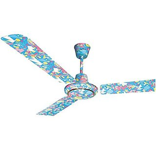 Candes 1200mm High Speed Candy 48 Inch Ceiling Fan (100% Copper Winding with 2 Year warranty 5 Star Rating)