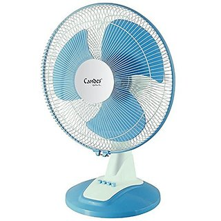 Candes 400 mm High Speed Swing-16 Table Fan
